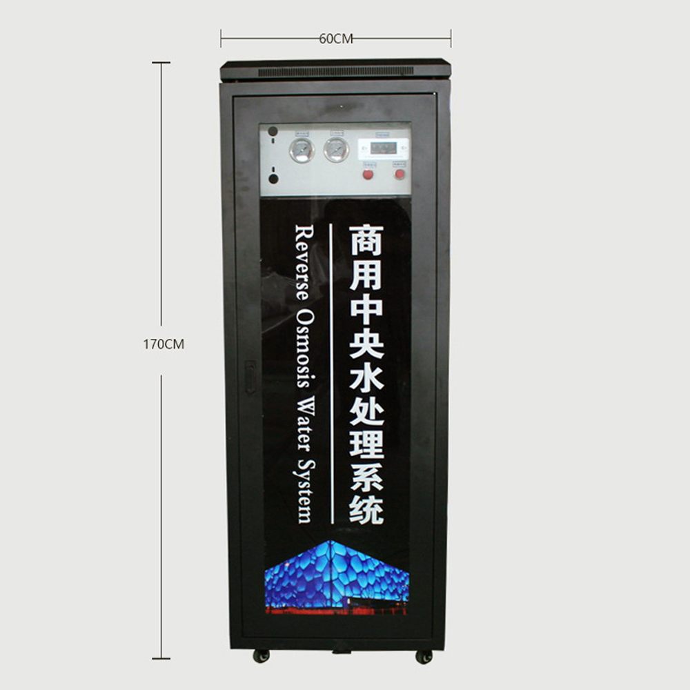 400/800/1200/1600GPD commercial Laboratory ro water purifier treatment <strong>system</strong> with container designs 6L per minutes