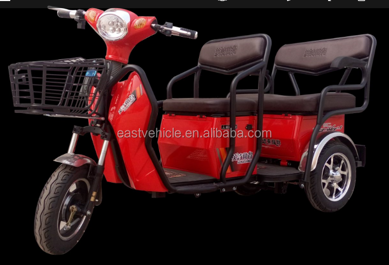 China manufacturer passenger tricycle/cheap electric cars/3 wheel Trike