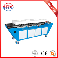 high speed metal sheet TDF Flange Forming Machine