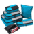 6PCS Travel Packing Cubes Luggage Packing Organizers