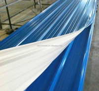 PPGI Corrugated Color Coated Zinc Coated Roofing Sheet For Sale