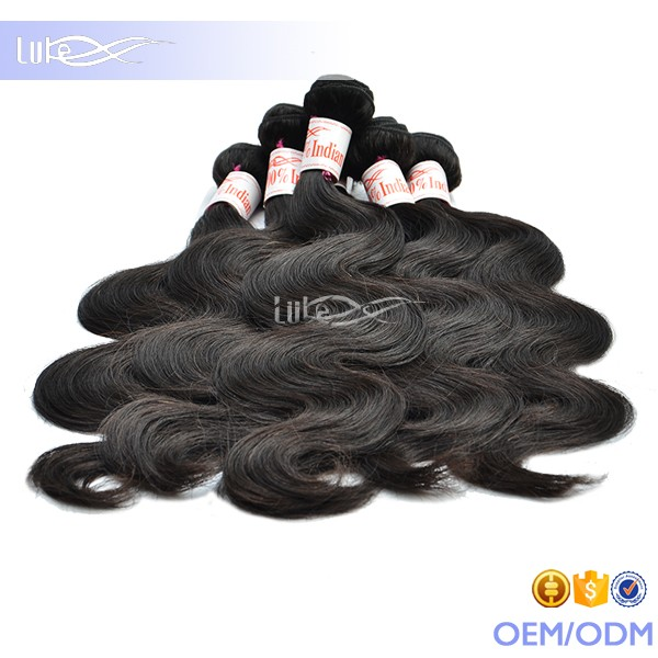 Hot Selling Cheap Bundles Of Wet And Wavy New Arrival Unprocessed Virgin Indian Remy Body Wave Hair