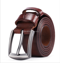 2019 brown weightlifting man's custom genuine cow leather men leather <strong>belts</strong>