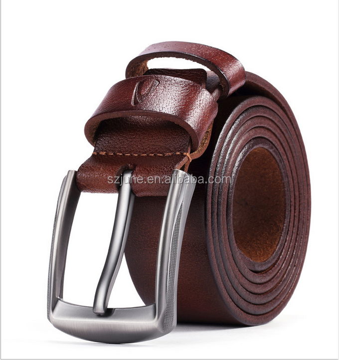 For sale brown weightlifting man's custom genuine cow leather men leather <strong>belts</strong>