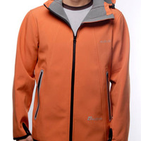 Winter Ski Hoody Softshell Jacket
