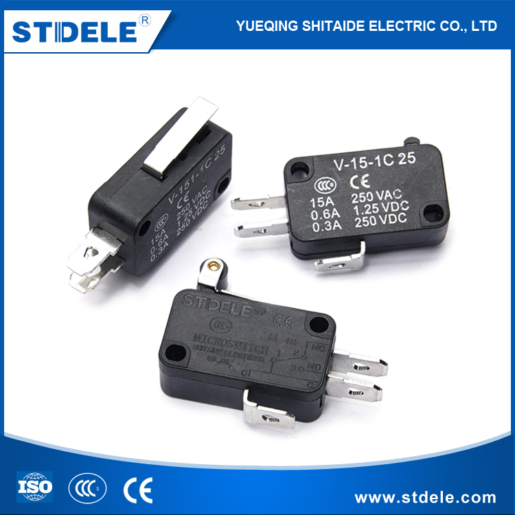 hot saled mini plunger micro switch OEM