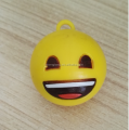 OEM Cartoon Smile Face Figure Mini Emoji Toys for Kids Mini Promotional Gifts