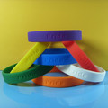 Debossed silicone wristbands,LGBTQ silicone wrist bands, Pride silicone bracelets