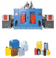 HDPE container blow molding machine--CE level