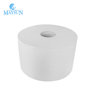 China Factory Price Brands Names Logo Custom Gift Decorations 17 Gsm Big Jumbo Rolls Bamboo Hand Facial Toilet Tissue Paper