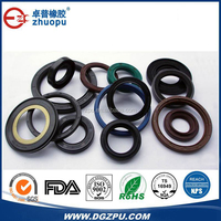 OEM excellent chemical stability plastic seals O ring