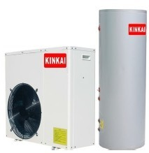3.2kw Domestic heat pump water heater for heating hot water 3-5people use