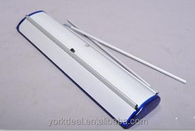 Blue Aluminium Roll Up Banner/exhibition Banner/hanging Scrolling Aluminum Roll Up Banner