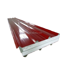 Green intiative building materials polyurethane sandwich panel from China factory
