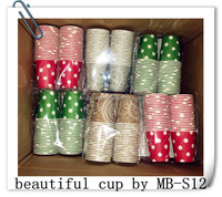 high quality low price manual paper cup making machine(MB-S12)