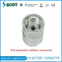 510 e-cig atomizer/battery connector or adapter 12v battery connector