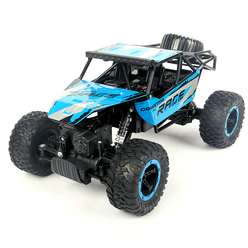 JJRC Q15 RC Car 2.4G 4CH Remote Control 4WD Rock Crawlers Driving Car 1:14 <strong>Model</strong> Off-Road Climbing Electric RC Toy