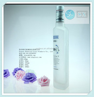 2014 New Style High Quality vodka bottle sizes prices wholesale
