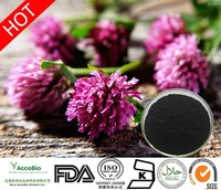 High quality natural Red clover extract in bulk, Isoflavones 8% 20% 40%