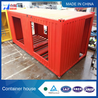 20ft container office, container homes china, cheap modular homes