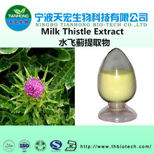 GMP Milk Thistle Extract/Silybum Marianum extract Silymarin 80% 85%
