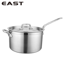 Factory Price Stainless Steel Belly Stock Pot Belly Cookware