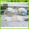 New design PVC/TPU transparent high qualtiy inflatable water bubble ball