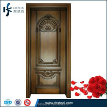 Super quality interior door solid oak with best price