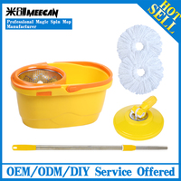 Magic spin mop Car and Floor washing machine,Microfiber mop New hot sale household cleaning tools spin mop