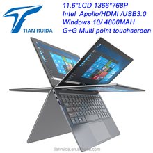Buy china 11.6 touchscreen ultrathin pocket pc mini laptop cheap netbook laptop without dvd drive price in dubai italy pakistan