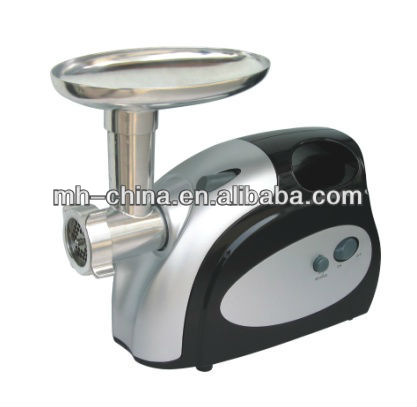HOT SALE!! Stainless steel Electric Meat Mincer