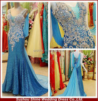 YED11180 Arabic Evening Dresses From Dubai Long Evening Dresses 2015