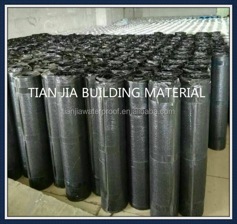 APP rubber modified bitumen film/ Torch on roofing sheet/ Asphalt roofing felt with ISO
