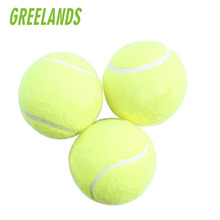 New Arrival Cheap Tennis Ball with Custom Printing for Tennis Training Promotional Ball Toys Tennis Ball Machine in China