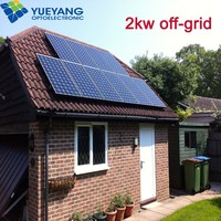 2000w home electrical solar system Mini Projects Solar Power Systems automatic solar tracking system