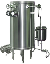 Ultra-high-temperature pasteurizer