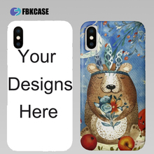 mobile phone accessories,custom design phone case for iphone X