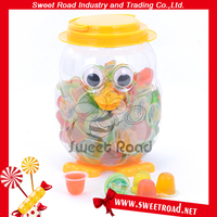Make Speed Stacking Expandable Portable Telescopic Penguin Jelly Cup