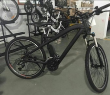 2017 High Power Full Suspension Electric Mountain Bike for Sale