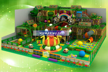 indoor inside play area playground amusement park inflatable park with interesting games