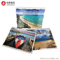 China Custom Cheap Wall Calendar Printing