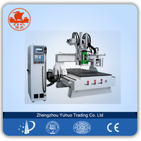 ATC processing center cnc wood router with wide functions