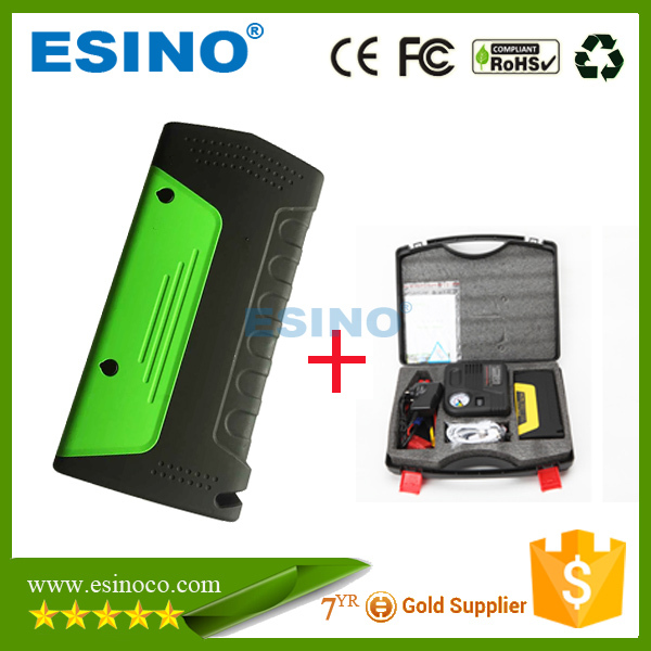 Back Up Power Bank mini car jump starter lithium battery