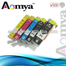 Compatible ink cartridge PGI-550 CLI-551 for Canon PIXMA MG5450/PIXMA iP7250/PIXMA MG6350 printer