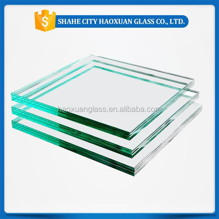 Colored Cutting Laminated Glass Sheets With Ce
