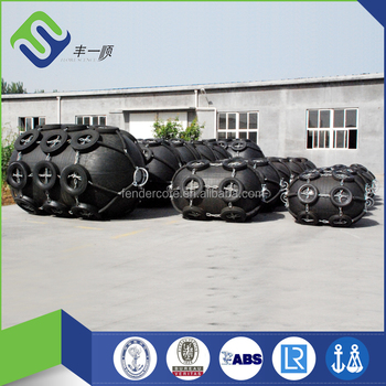 Alibaba trade assurance air-filed rubber fenders with various specifications