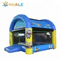 Commercial kids indoor inflatable trampoline from china