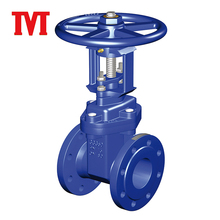 dn250 iron direct buried flange gate valve
