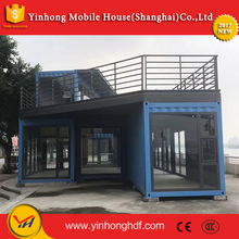 Heat Insulation Cool Summer Container House Homes