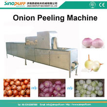 Industrial Onion Peeler